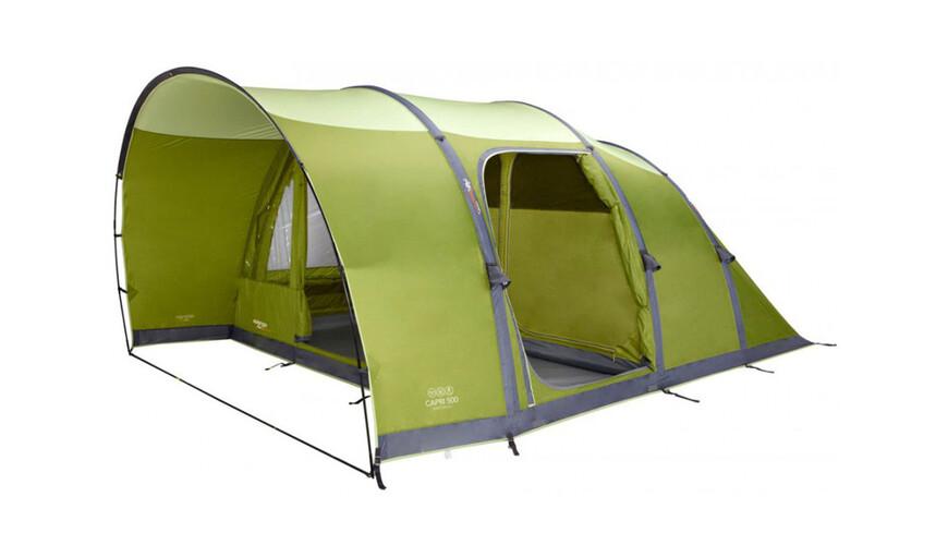 Vango Capri 500 tent groen